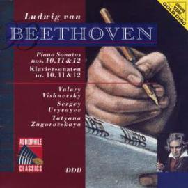 Piano Sonatas Nos. 10, 11 & 12 - Ludwig van Beethoven