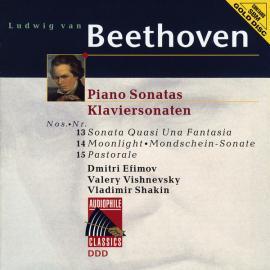 Piano Sonatas Nos. 13, 14 & 15 - Ludwig van Beethoven