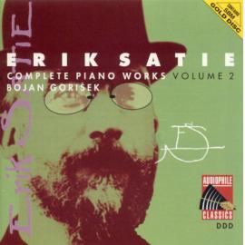 Complete Piano Works Volume 2 - Erik Satie