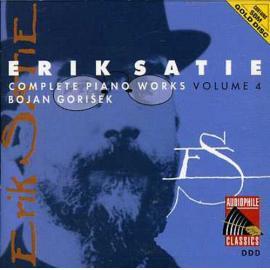 Complete Piano Works Volume 4 - Erik Satie