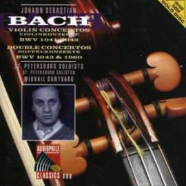 Concertos For Violin & Oboe - Johann Sebastian Bach