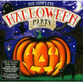 The Complete Halloween Party Album - Artist Unknown