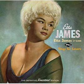 Etta James + Sings For Lovers - Etta James