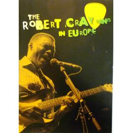 In Europe - The Robert Cray Band