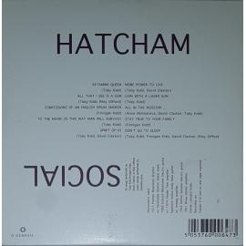 Cutting Up The Present Leaks Out The Future - Hatcham Social
