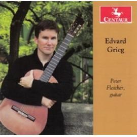 GUITAR WORKS - E. GRIEG