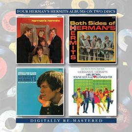 Herman's Hermits / Both Sides Of Herman's Hermits / There's A Kind Of Hush All Over The World / Mrs. Brown, You've Got A Lovely Daughter - Herman's Hermits
