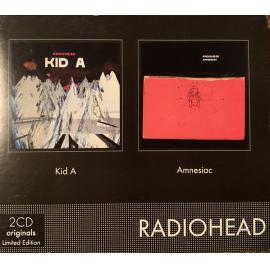 Kid A / Amnesiac - Radiohead