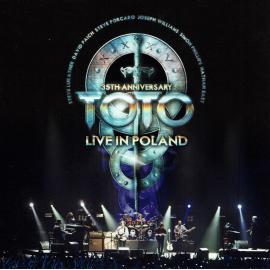 Live In Poland (35th Anniversary) - Toto