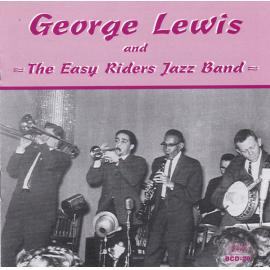 George Lewis And The Easy Riders Jazz Band - George Lewis