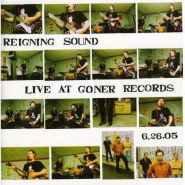 Live At Goner Records - Reigning Sound