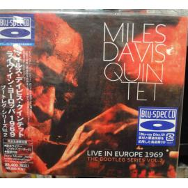 Live In Europe 1969 (The Bootleg Series Vol. 2) - The Miles Davis Quintet