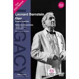 Enigma Variations - Rehearsal Documentary - Leonard Bernstein