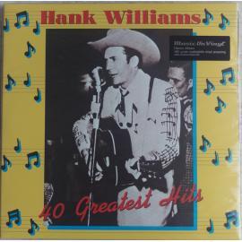 Hank Williams - 40 Greatest Hits - Hank Williams