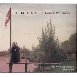 The Golden Age Of Danish Partsongs - Ars Nova Copenhagen