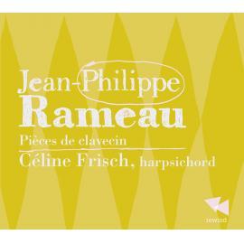 PIECES DE CLAVECIN - J.P. RAMEAU