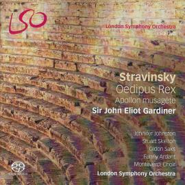 Oedipus Rex / Apollon Musagète - Igor Stravinsky
