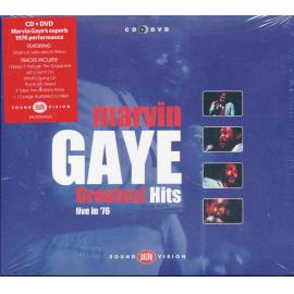 Greatest Hits Live In '76 - Marvin Gaye