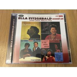 Ella Fitzgerald Second Set - Three Classic Albums Plus - Ella Fitzgerald