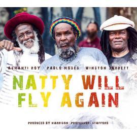 Natty Will Fly Again - Congo Ashanti Roy