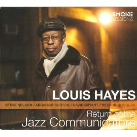 Return Of The Jazz Communicators - Louis Hayes