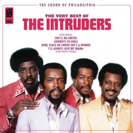 The Very Best Of The Intruders - The Intruders