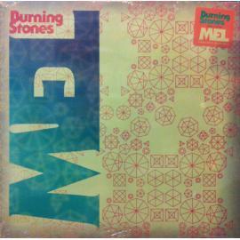 Burning Stones - Melanie Rutherford