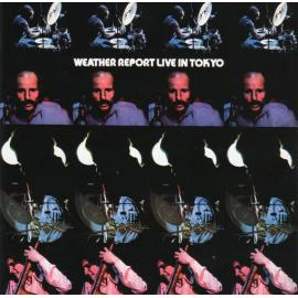 Live In Tokyo - Weather Report