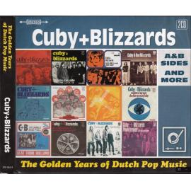 The Golden Years Of Dutch Pop Music (A&B Sides And More) - Cuby + Blizzards