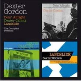 DOIN' ALL RIGHT/DEXTER.. - DEXTER GORDON