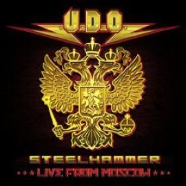 Steelhammer - Live From Moscow - U.D.O.