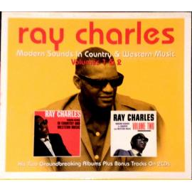 Modern Sounds In Country & Western Music Volumes 1 & 2 - Ray Charles