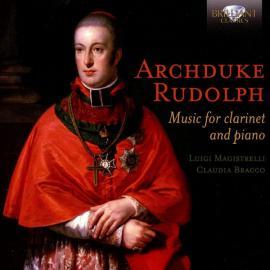 Music For Clarinet And Piano - Erzherzog Rudolf von Österreich