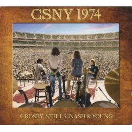 CSNY 1974 - Crosby, Stills, Nash & Young
