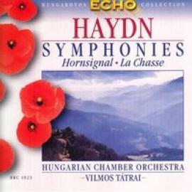 SYMPHONIES NO.31 HORN.. - J. HAYDN