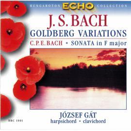 Goldberg Variations - Sonata In F Major - Johann Sebastian Bach