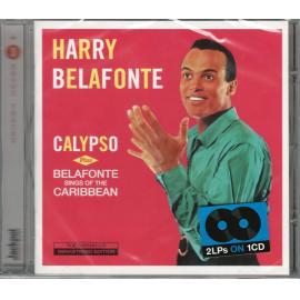 Calypso Plus Belafonte Sings Of The Caribbean - Harry Belafonte