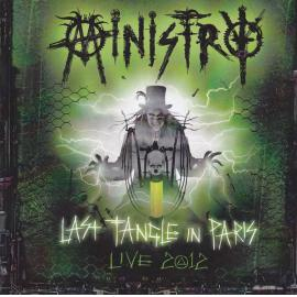 Last Tangle In Paris Live 2012 - Ministry