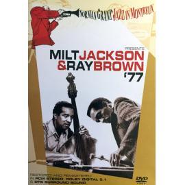 Milt Jackson & Ray Brown '77 - Milt Jackson