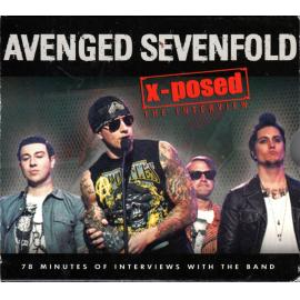 X-Posed - The Interview - Avenged Sevenfold