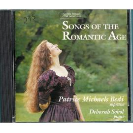 Songs Of The Romantic Age - Patrice Michaels