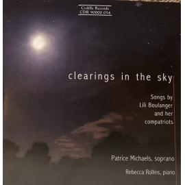 Clearings In the Sky - Patrice Michaels
