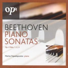 PIANO SONATAS OP.2 NO.1-3 - L. VAN BEETHOVEN