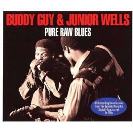 Pure Raw Blues - Buddy Guy