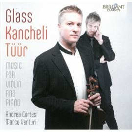 Music For Violin And Piano - Philip Glass