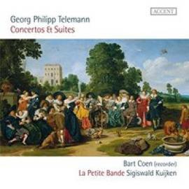CONCERTOS & SUITES - G.P. TELEMANN