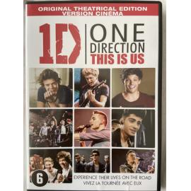 One Direction This Is Us - One Direction