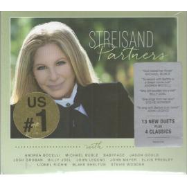 Partners - Barbra Streisand