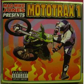 Mad Mike Jones Mototrax 1: Music Fueled By Motocross - Various Production
