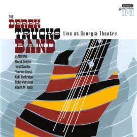 Live At Georgia Theatre - The Derek Trucks Band